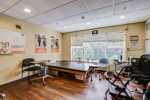 Charter Senior Living of Woodholme Crossing - Community Physical Therapy Room